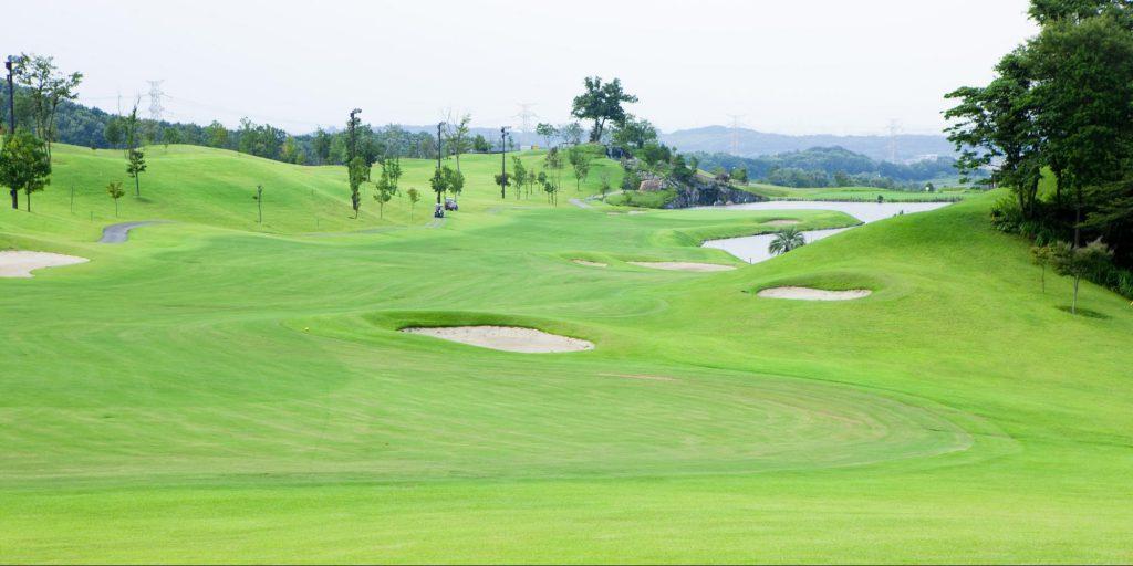使用貸借事例のゴルフ場
