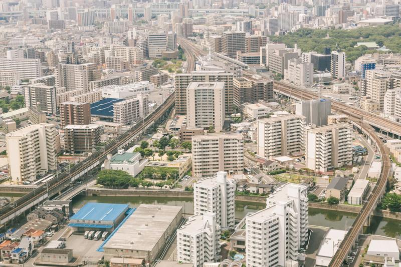 都市中心部